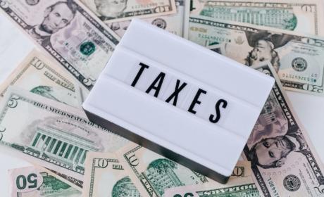 Informace o transferech z daňového experimentu